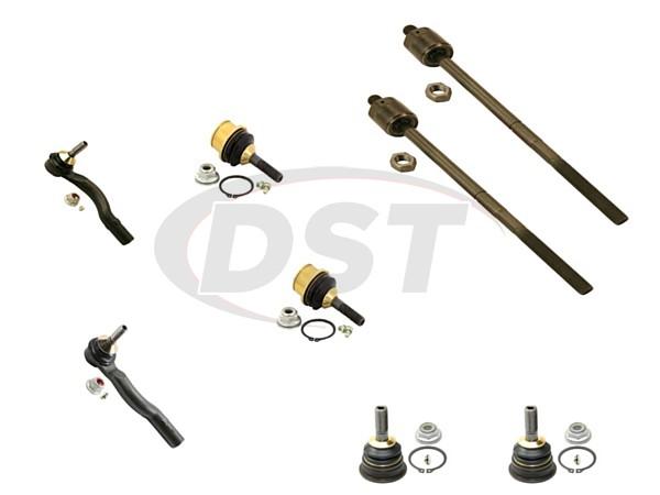 ford-crown-victoria-2006-moog-front-end-rebuild-kit Front End Steering Rebuild Package Kit