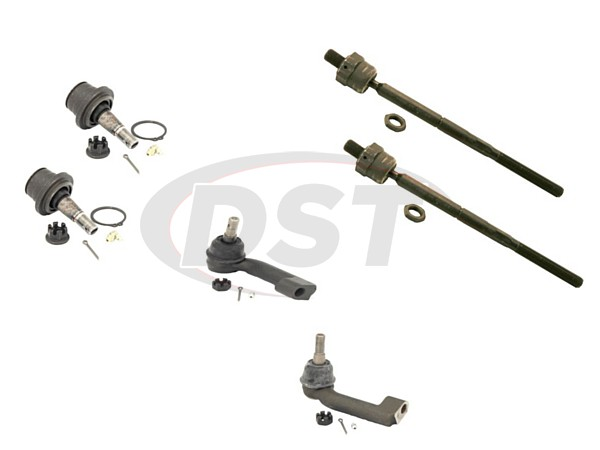 Suspension Control Arm and Ball Joint Assembly Front Right Lower Moog RK622961