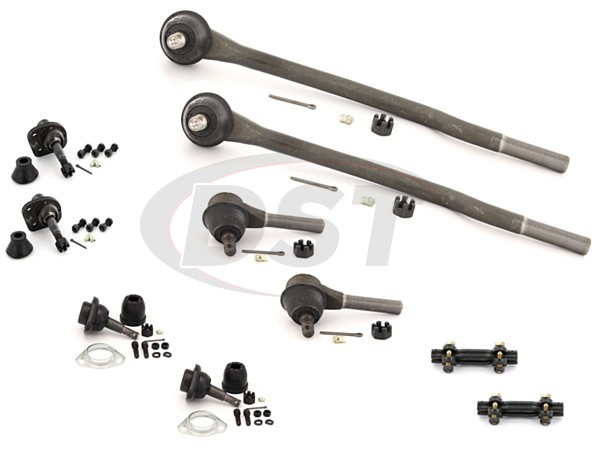 ford-ltd-69-74-moog-front-end-rebuild-kit Front End Steering Rebuild Package Kit