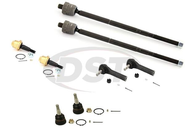 gmc-yukon-xl-15-16-moog-front-end-rebuild-kit Front End Steering Rebuild Package Kit
