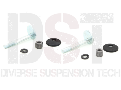 Rear Axle Spindle Support - Alignment Cam Bolts