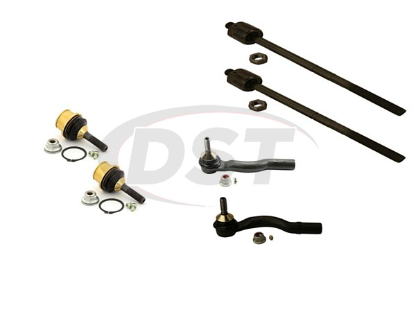linc-town-car-06-11-moog-front-end-rebuild-kit Front End Steering Rebuild Package Kit