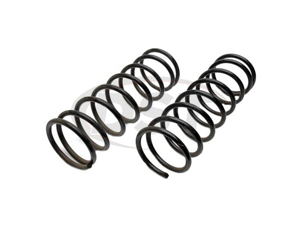 MOOG-2203 Rear Coil Springs - Constant Rate Spring - Pair