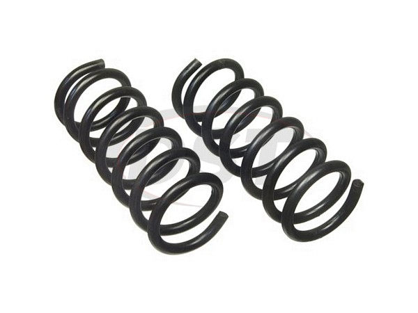 MOOG-2234 Front Coil Springs - Pair
