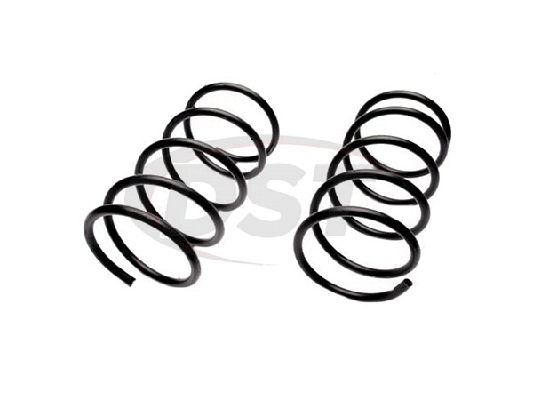 MOOG-2274 Front Coil Springs - Pair - Constant Rate Spring