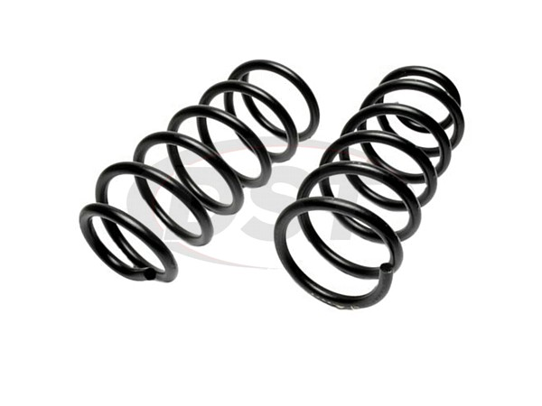 moog-3140 Front Coil Springs - Pair