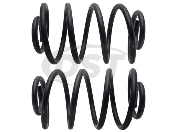 MOOG-3227 Rear Coil Springs - Pair