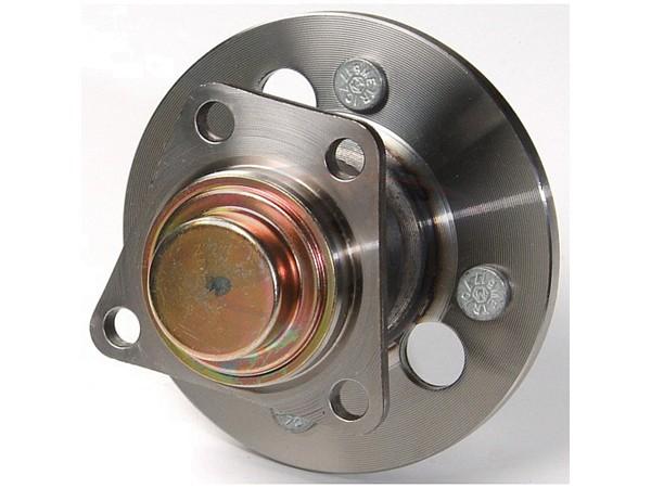 MOOG-512000 Rear Wheel Bearing and Hub Assembly - non ABS