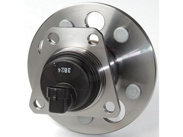 MOOG-512001 Rear Wheel Bearing and Hub Assembly