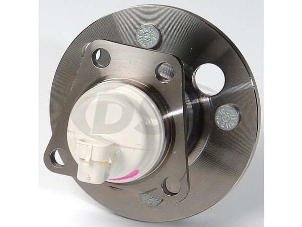 MOOG-512002 Rear Wheel Bearing and Hub Assembly - 4 Wheel ABS