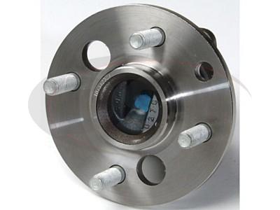 Moog Rear Wheel Bearing and Hub Assemblies for SC, SC1, SC2, SL, SL1, SL2, SW1, SW2