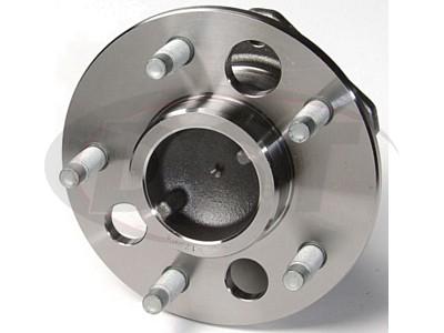 Moog Rear Wheel Bearing and Hub Assemblies for Regal, Lumina, Lumina Van, Monte Carlo, Cutlass, Cutlass Supreme, Grand Prix