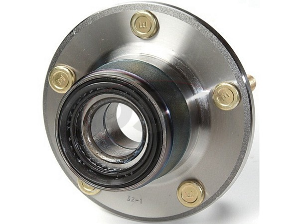 MOOG-512010 Rear Wheel Bearing and Hub Assembly - non ABS