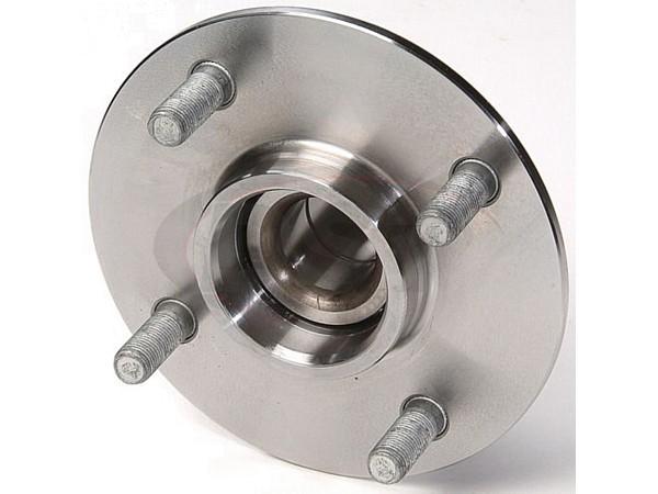 moog-512016 Rear Wheel Bearing and Hub Assembly