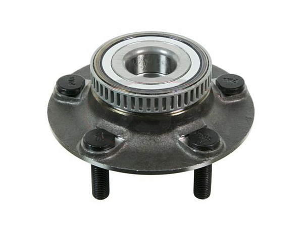 moog-512029 Rear Wheel Bearing and Hub Assembly