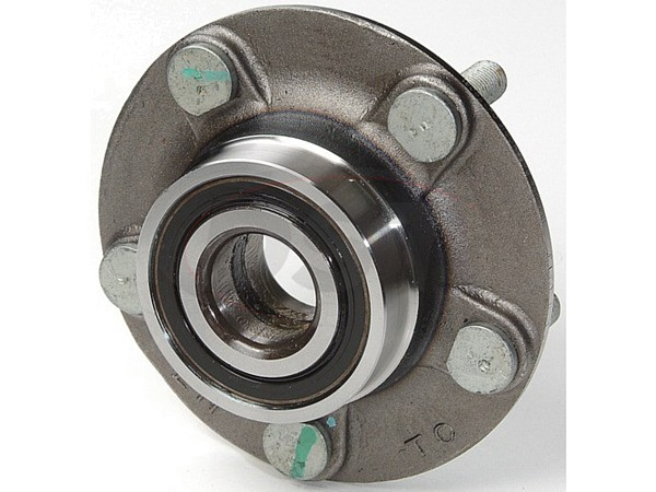 moog-512030 Rear Wheel Bearing and Hub Assembly