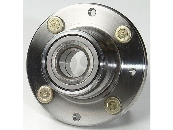 moog-512033 Rear Wheel Bearing and Hub Assembly - With Anti Lock Brakes