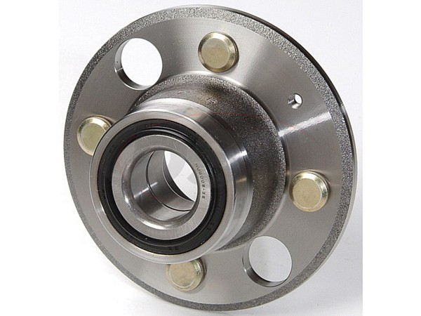 moog-512034 Rear Wheel Bearing and Hub Assembly - Non ABS - Rear Disk Brakes