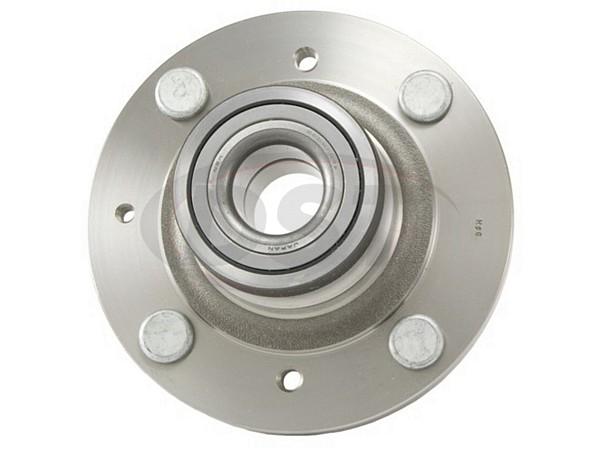 MOOG-512037 Rear Wheel Bearing and Hub Assembly