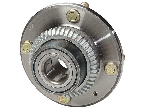 moog-512040 Rear Wheel Bearing and Hub Assembly - FWD models