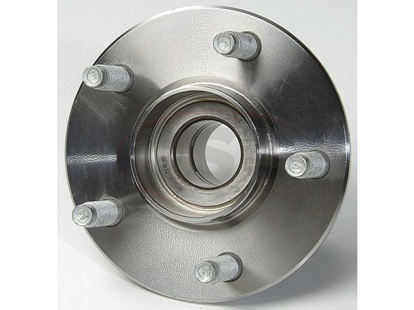 Rear Wheel Bearing and Hub Assembly