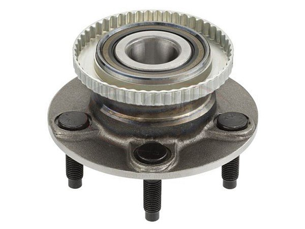moog-512107 Rear Wheel Bearing and Hub Assembly
