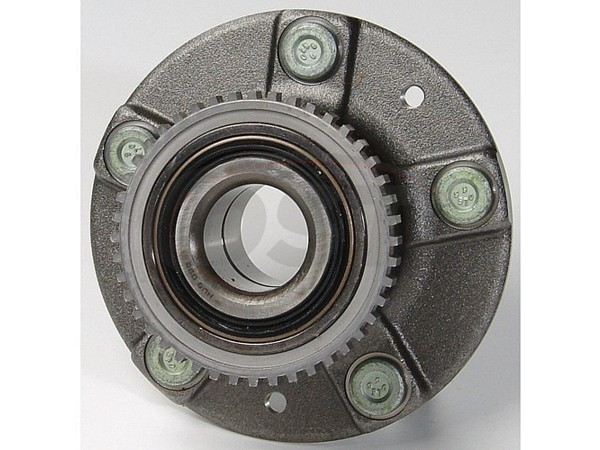 moog-512118_front Front Wheel Bearing and Hub Assembly