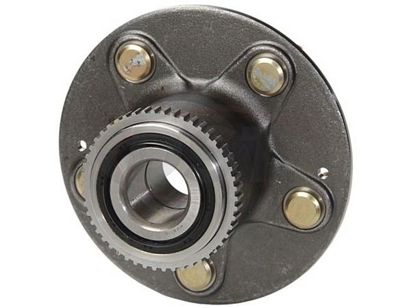 MOOG-512121 Rear Wheel Bearing and Hub Assembly