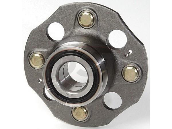 MOOG-512122 Rear Wheel Bearing and Hub Assembly - Non ABS - Wagon