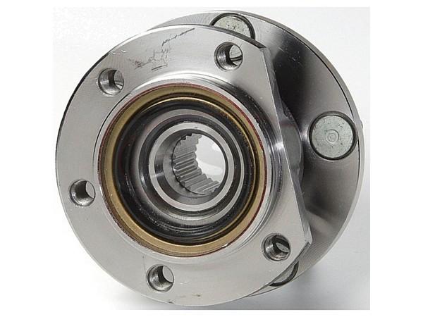 moog-512125 Rear Wheel Bearing and Hub Assembly - All Wheel Drive