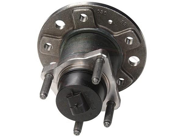 MOOG-512145 Rear Wheel Bearing and Hub Assembly