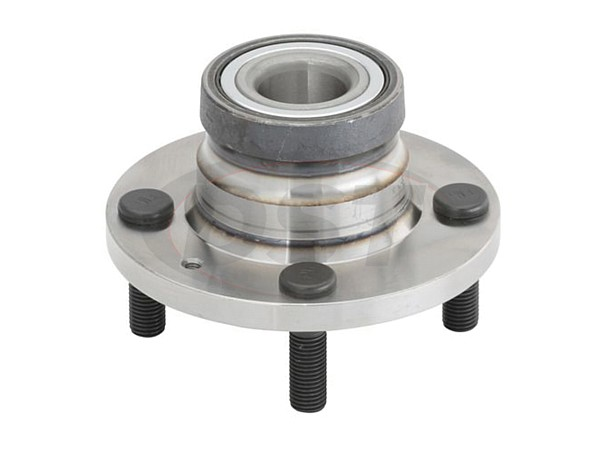 moog-512148 Rear Wheel Bearing and Hub Assembly - Non ABS