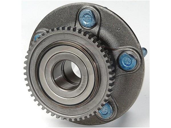 MOOG-512149 Rear Wheel Bearing and Hub Assembly