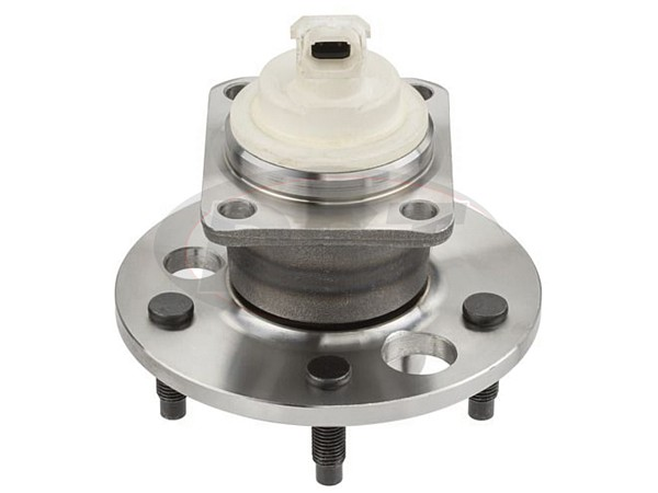 moog-512151 Rear Wheel Bearing and Hub Assembly