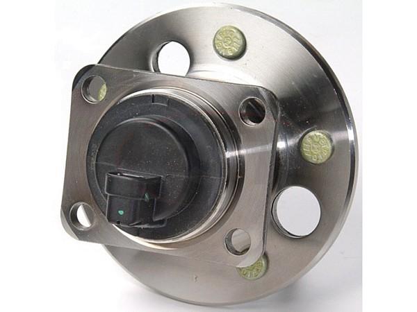 moog-512152 Rear Wheel Bearing and Hub Assembly