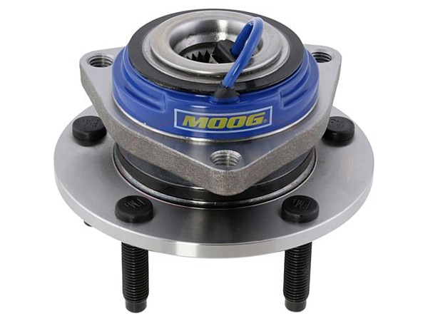MOOG-512153 Rear Wheel Bearing and Hub Assembly