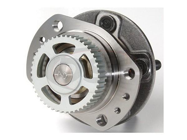 MOOG-512155 Rear Wheel Bearing and Hub Assembly - 14 Inch Wheels