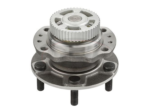Rear Wheel Bearing and Hub Assembly - 15 Inch Wheels