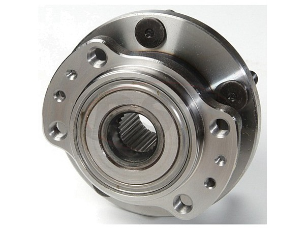MOOG-512157 Rear Wheel Bearing and Hub Assembly - All Wheel Drive