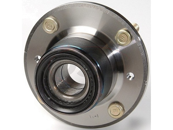MOOG-512158 Rear Wheel Bearing and Hub Assembly