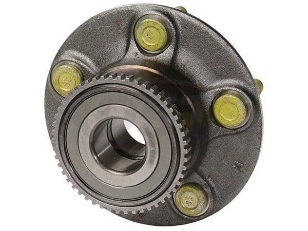 MOOG-512162 Rear Wheel Bearing and Hub Assembly