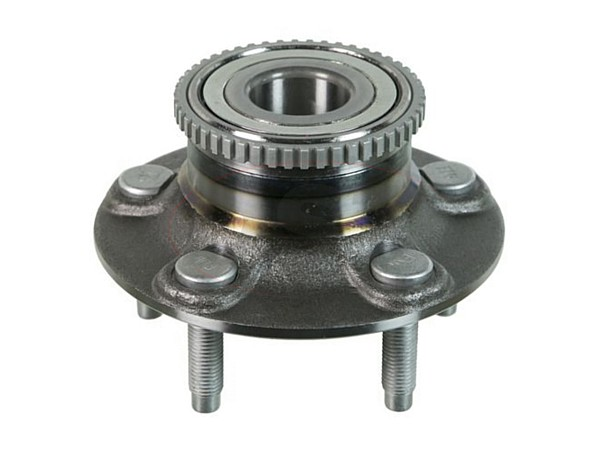 MOOG-512163 Rear Wheel Bearing and Hub Assembly