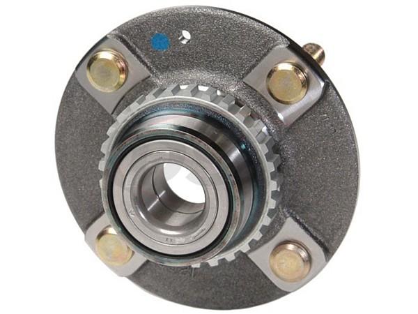 MOOG-512165 Rear Wheel Bearing and Hub Assembly