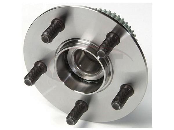 MOOG-512168 Rear Wheel Bearing and Hub Assembly