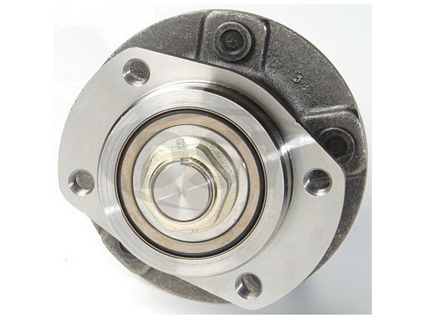 MOOG-512170 Rear Wheel Bearing and Hub Assembly - Non Anti Lock Brakes