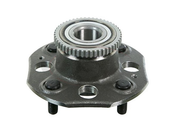 MOOG-512178 Rear Wheel Bearing and Hub Assembly - Disk Brakes - 4 Cylinder