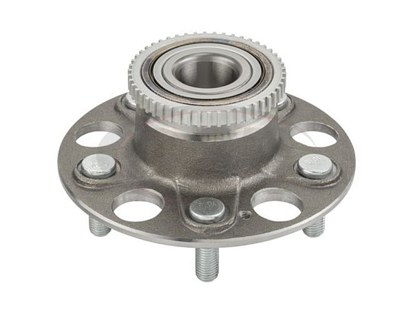 MOOG-512179 Rear Wheel Bearing and Hub Assembly - Disk Brakes - 6 Cylinder
