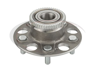 Rear Wheel Bearing and Hub Assembly - Disk Brakes - 6 Cylinder