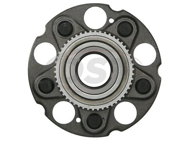 MOOG-512180 Rear Wheel Bearing and Hub Assembly