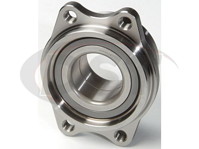 Rear Wheel Bearing - All Wheel Drive